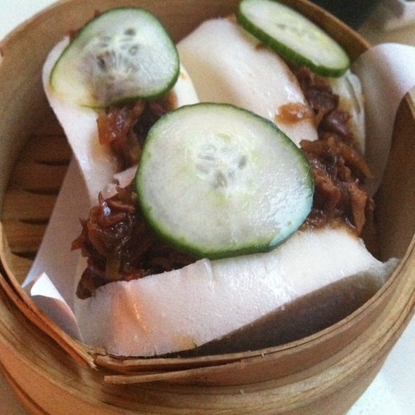 Pork Buns - SEI restaurant & lounge, Washington, DC