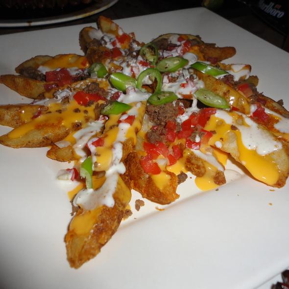 Cheesy Potato @ Central Bar and Grill
