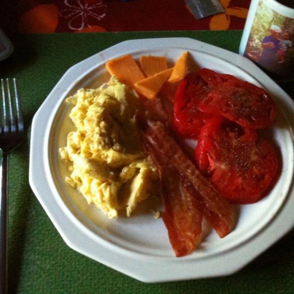 Breakfast @ Mammaw's House