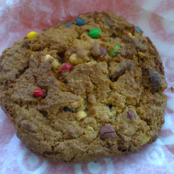 Legendary Monster Cookie @ Target