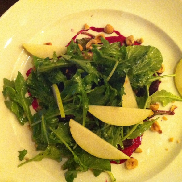 Beet Salad - Truffle Pig, Steamboat Springs, CO