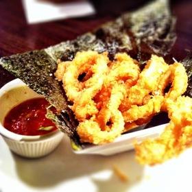 Flash Fried Calamari - Village Tavern Birmingham, Birmingham, AL