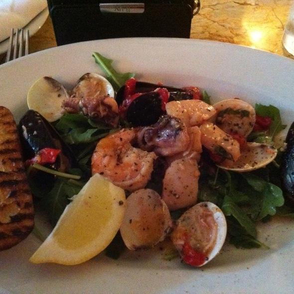 Seafood Salad @ I Fratellini