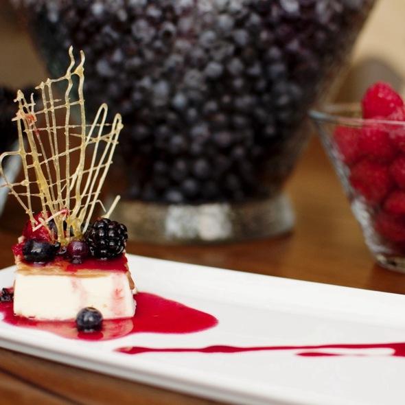 White Chocolate Crunch - Ariccia Trattoria & Bar, Auburn, AL