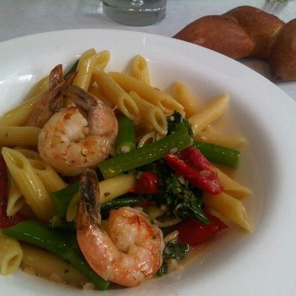 Penne Gamber @ Bottega Louie Restaurant and Gourmet Market