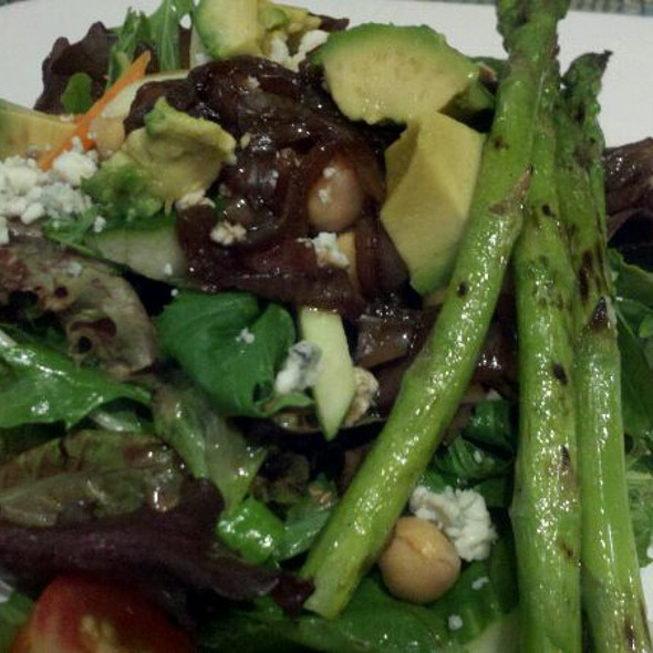 Avocado And Asparagus Salad - M Street Bar & Grill, Washington, DC