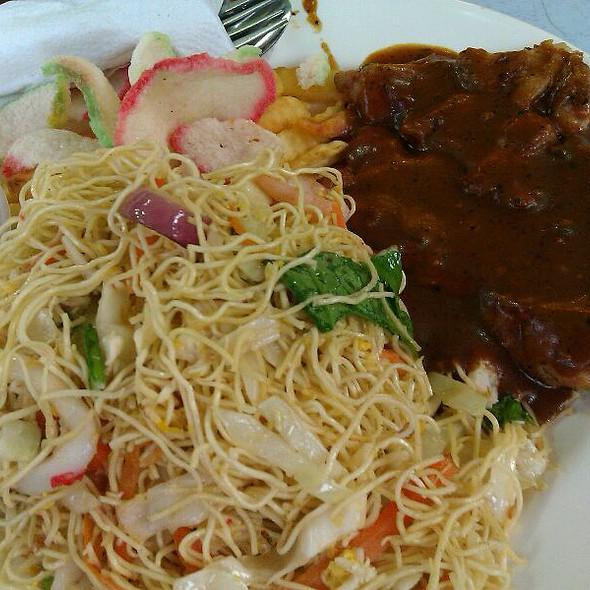 Mee Raja Chicken Chop @ Restoran Murni Discovery