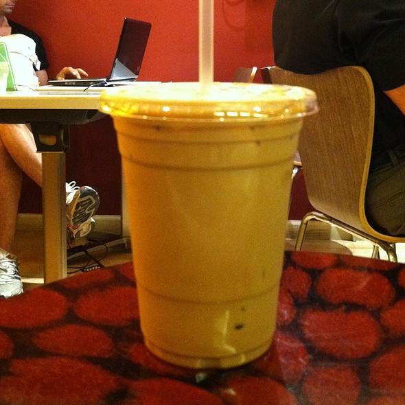 Sea Salt Mocha @ Fete Coffee