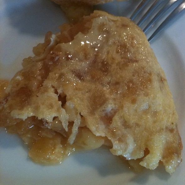 Pincho de Tortilla de Patata @ Cata Vinos