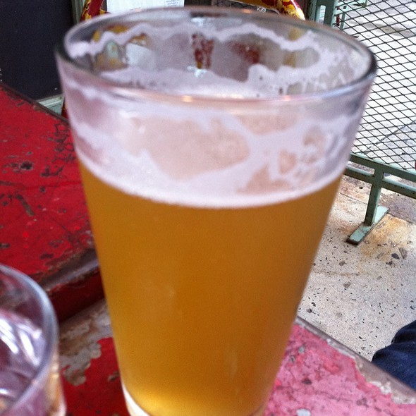 Wheat Beer @ Belcourt