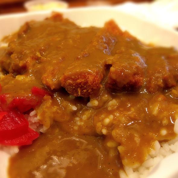 Katsu Curry @ Muracci's Japanese Grill