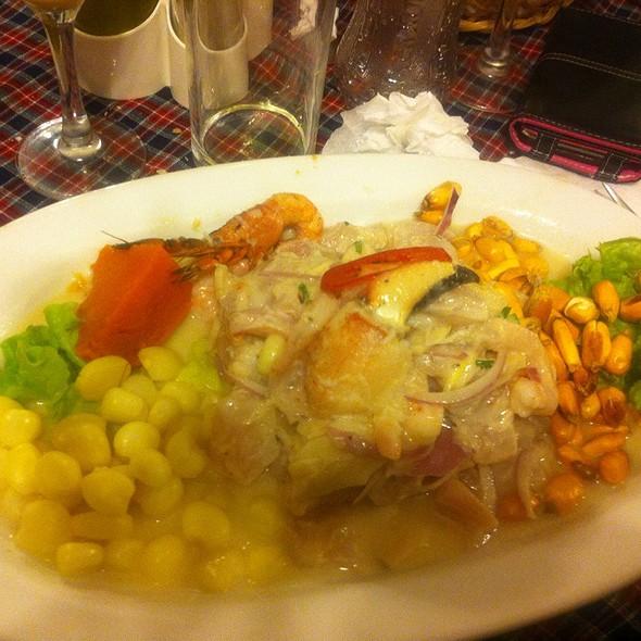 Ceviche del Puerto @ Aji seco