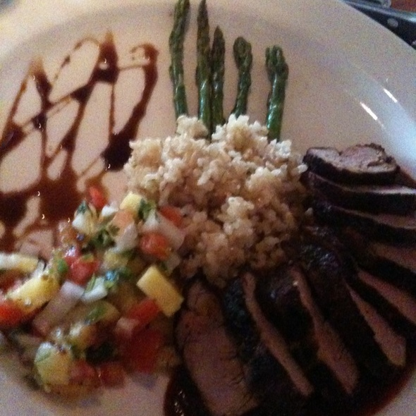 Pork Tenderloin - El Monte Grill - Fort Collins, Fort Collins, CO
