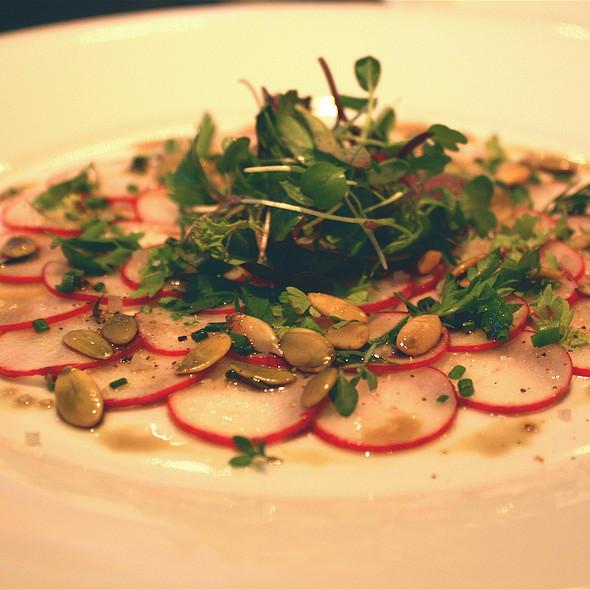 Shaved Radish Salad