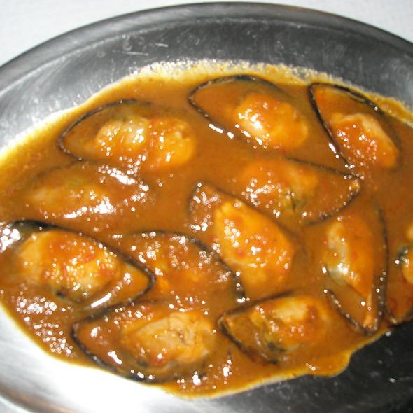 Mussels Marinara @ El Mirador de Llavandes