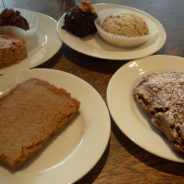 Vegan Baked Goods @ Flying Apron Baking Co