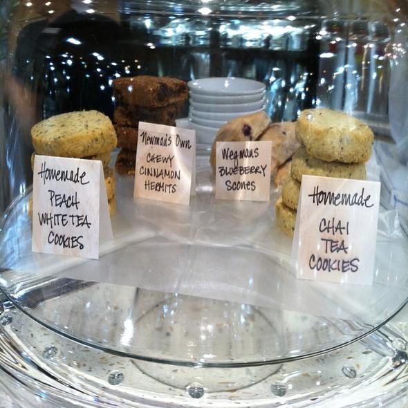 Tea Pastries @ Wegmans - Pittsford