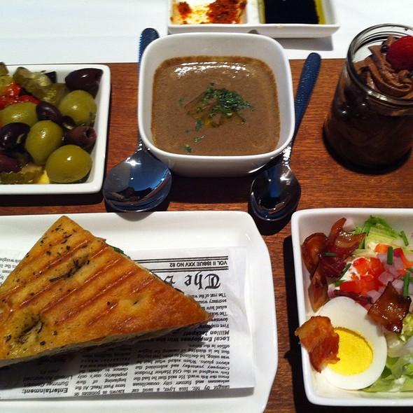 Chop Block Lunch - Chophouse 305, Miami, FL