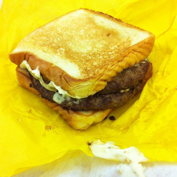 Patty Melt @ Whataburger