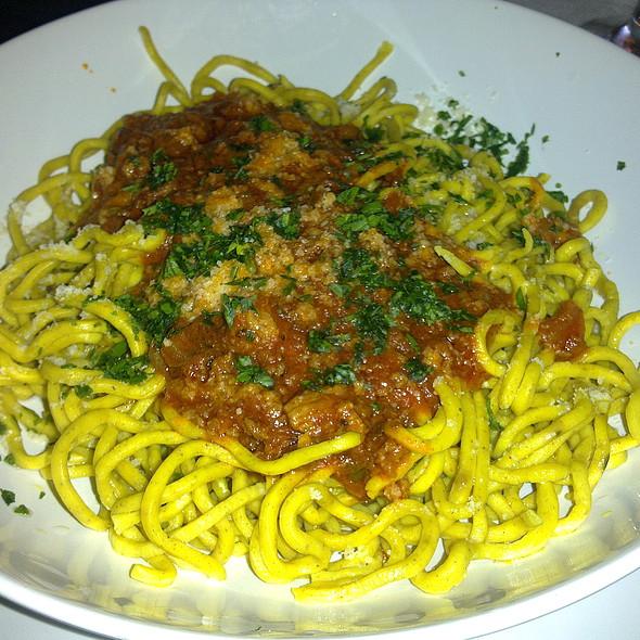 Spaghetti Bolognese @ Camino