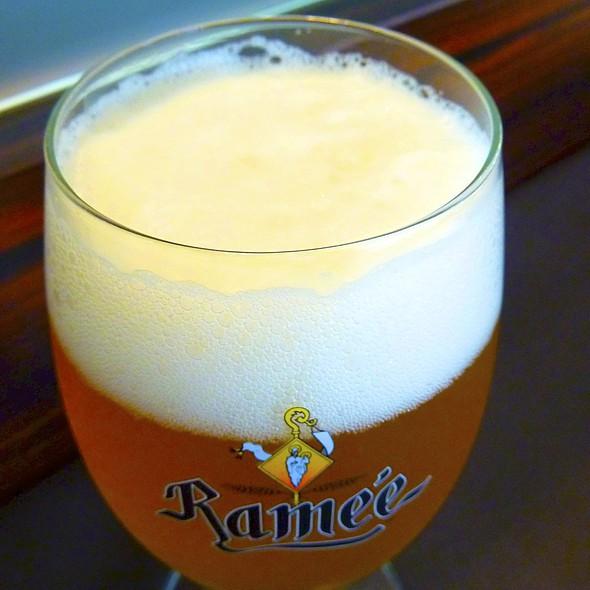 La Ramée Belgian Draught Beer