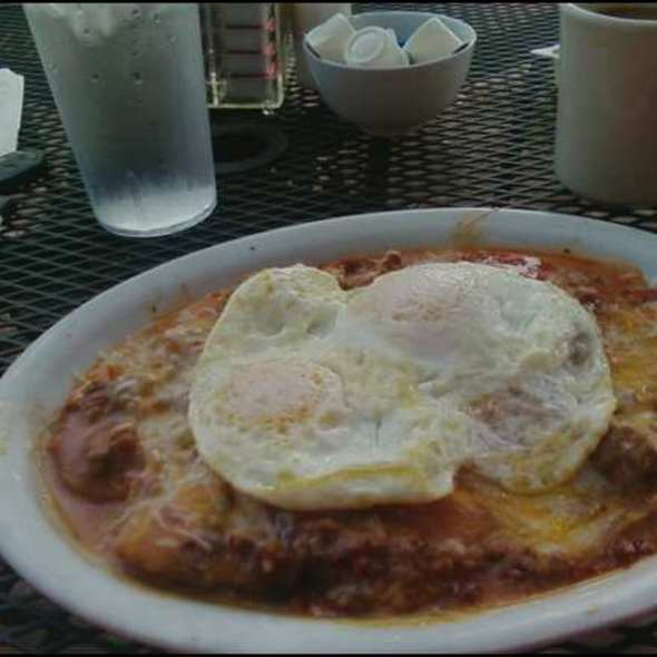 Mexican Hasbrowns @ Parkway Restaurant