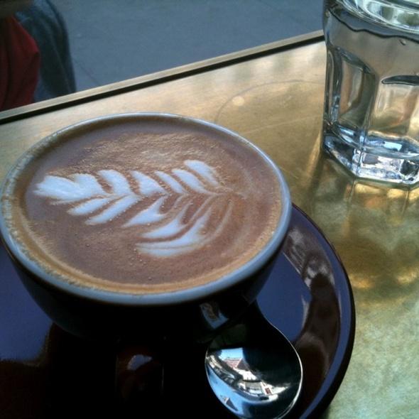 Macchiato @ Stumptown Espresso