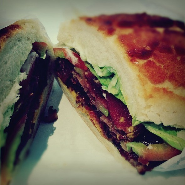 BLT Sandwich @ Lee's Deli