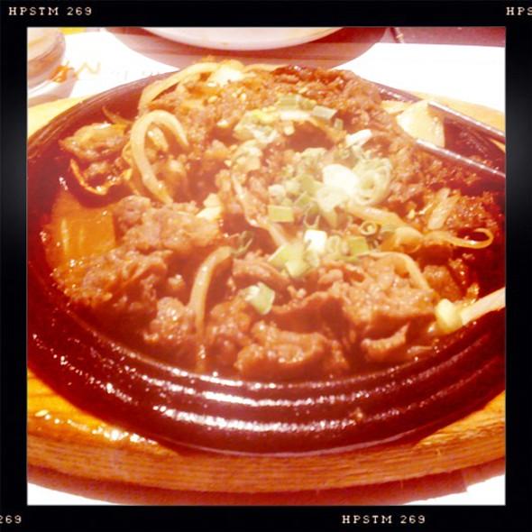 Bulgogui (Korean Barbecue) @ Kum Gang San
