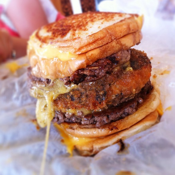 The Tower Of Babel @ The Burger's Priest