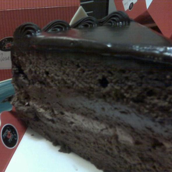 Torta Muerte De Chocolate @ Pasta e Basta - Isidora