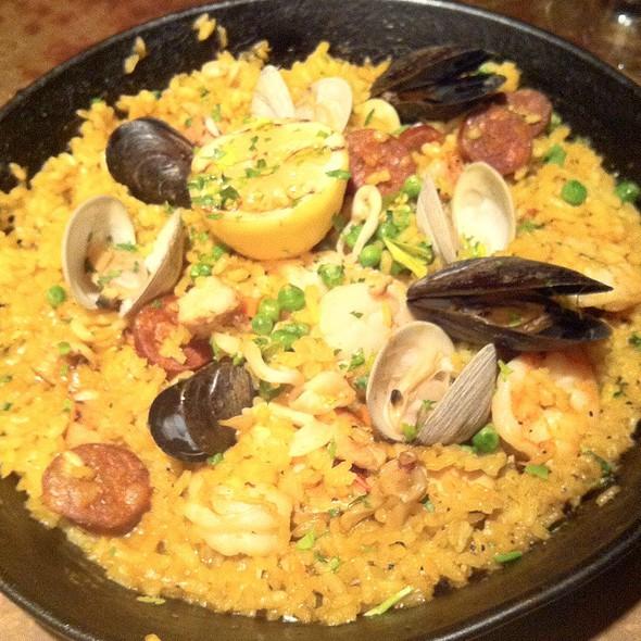 Paella Valenciana - Las Ramblas at Hotel Contessa, San Antonio, TX