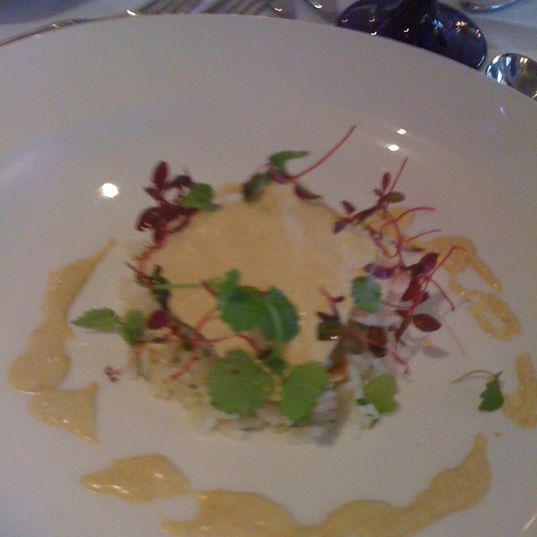 Rice Salad @ Salcombe Harbour Hotel