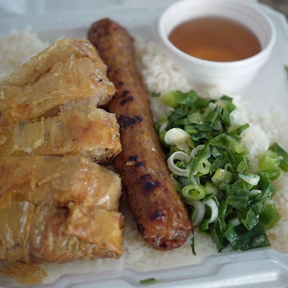 Com Tam (Broken Rice) @ Com Tam Dat Thanh