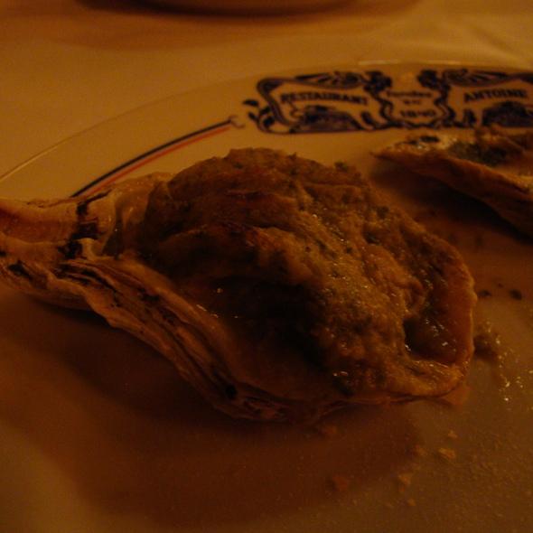 Oysters Rockefeller @ Antoine's Restaurant