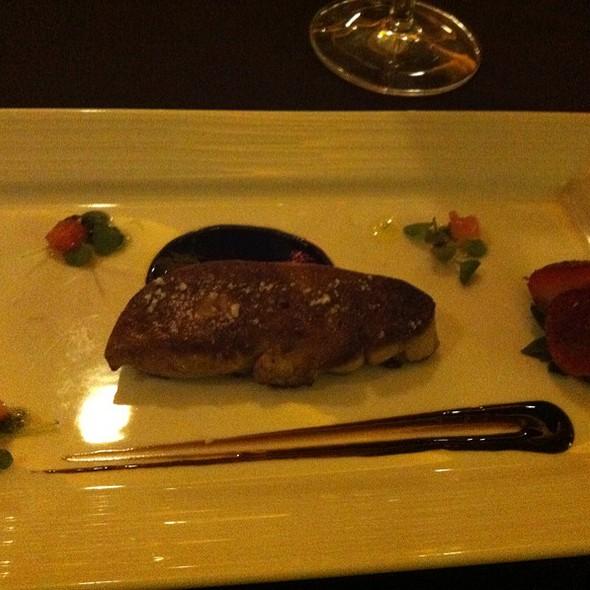 Sushi Foie Gras @ Zucca | Wine Bar & Restaurant