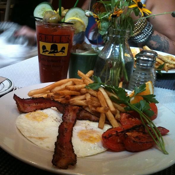 Classic Breakfast @ FARMbloomington Restaurant