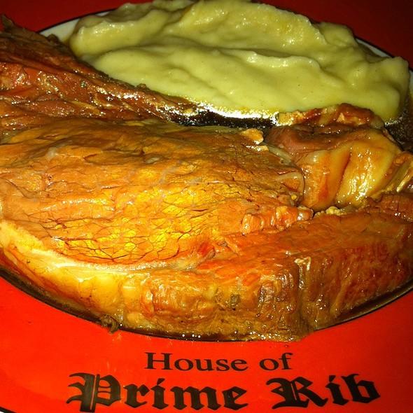 Prime Rib @ House of Prime Rib