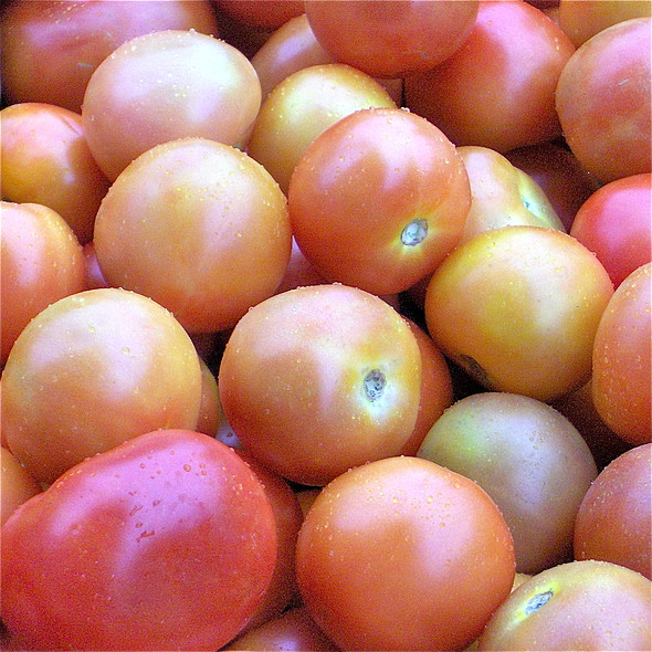 Tomatoes @ Little India @ Serangoon Road