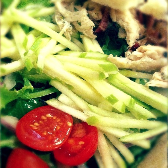 boxed chicken salad @ Boxed Foods Co