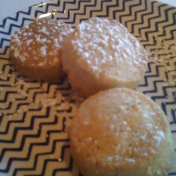 Cardamom Butter Cookies @ Indika