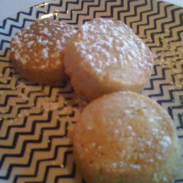 Cardamom Butter Cookies @ Indika