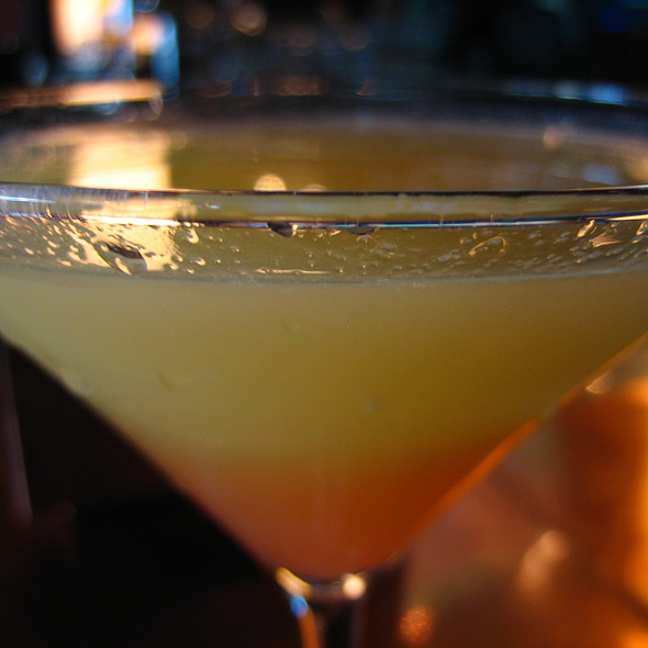 Rumrise Martini - The Glendon Bar & Kitchen, Los Angeles, CA