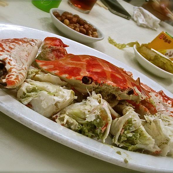 Steamed Crab @ Shung Hing Chiu Chow Restaurant 尚興潮州海鮮飯店