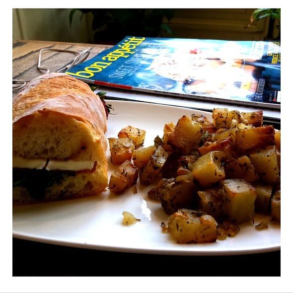 Parisian Sandwich @ Sweet Revenge