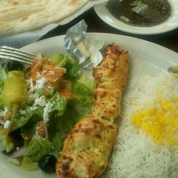 Chicken Plate @ Pasha Restaurant