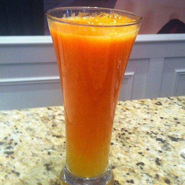 Ginger Splash Juice @ Meli Cafe & Juice Bar