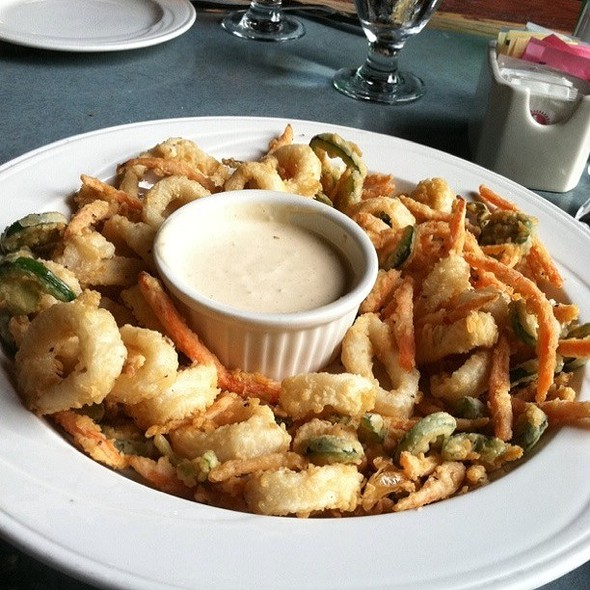 Fried Calamari - Jack's Firehouse, Philadelphia, PA