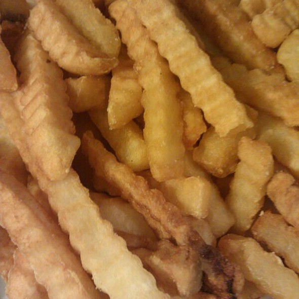Fries @ Christy's Hamburgers