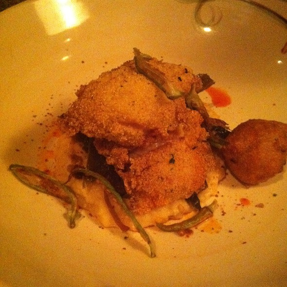 Crispy Cornmeal Catfish @ Table Fifty-Two